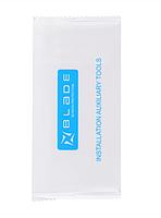 Универсальная сверхпрочная гидрогелевая пленка для телефона  Xiaomi Mi 9T Pro радужная Аврора, фото 7