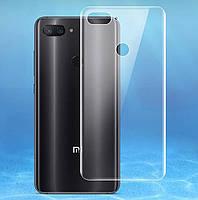 Универсальная сверхпрочная гидрогелевая пленка для телефона  Xiaomi Mi 9T Pro радужная Аврора, фото 10