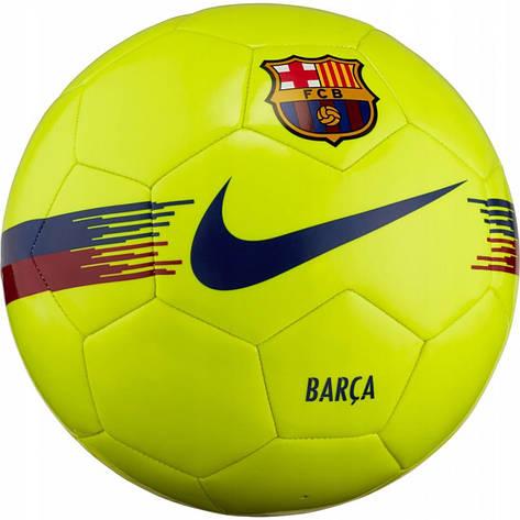 Мяч футбольный Nike FC Barcelona Supporters SC3291-702 Size 5, фото 2