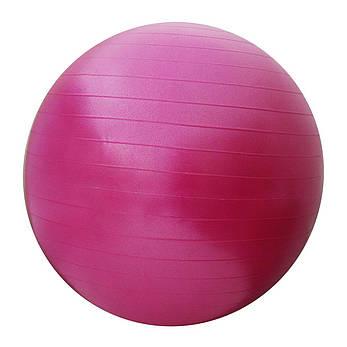 Мяч для фитнеса (фитбол) SportVida 55 см Anti-Burst SV-HK0287 Pink, фото 2