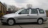 Молдинги на двері для Seat Cordoba Vario I 1998-2002, фото 2