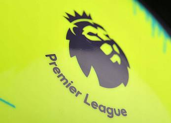 Мяч футбольный Nike Premier League Pitch SC3597-702 Size 5, фото 2