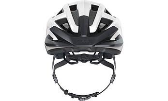 Велосипедний дитячий шолом ABUS MOUNTZ M 52-57 Polar White (869686), фото 2