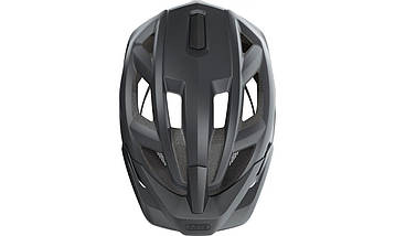 Велосипедний дитячий шолом ABUS MOUNTZ M 52-57 Velvet Black (869662), фото 2