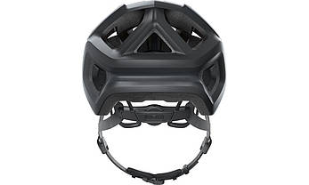 Велосипедний дитячий шолом ABUS MOUNTZ M 52-57 Velvet Black (869662), фото 3
