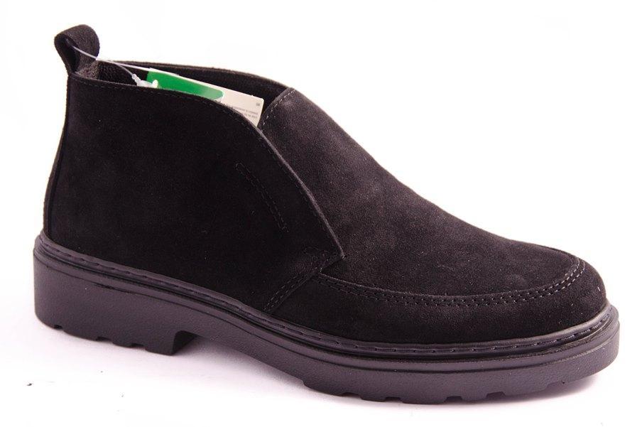 Ботинки женские черные Inblu HE-1D