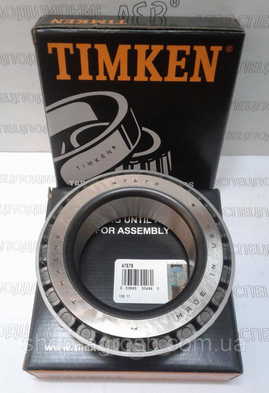 Подшипник TIMKEN 47678/47620