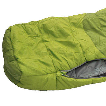 Спальний мішок Pinguin Comfort 195 Green Left Zip (PNG 215.195.Green-L), фото 2