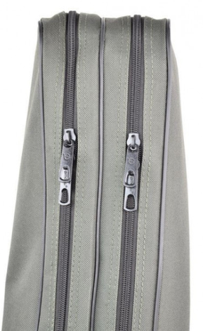 Трёхсекционный чехол Carp Zoom NS Double Rod Bag длина 1,2м, фото 2