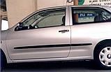 Молдинги на двері для Seat Ibiza II 3 door 6K 1993-2002, фото 3