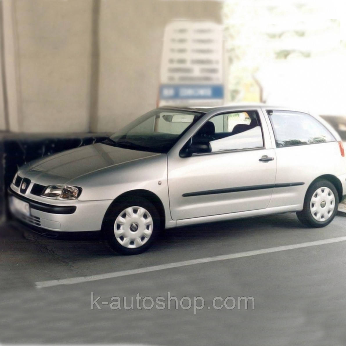 Молдинги на двері для Seat Ibiza II 3 door 6K 1993-2002