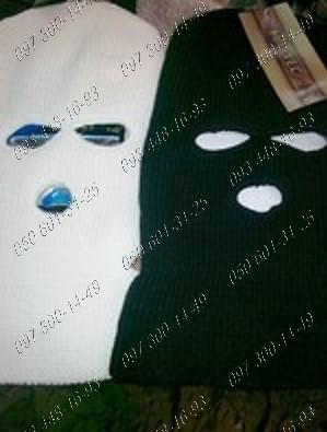 Маска (балаклава) Miltec Универсальное средство защиты от холода и ветра Головные уборы Маски Балаклавы
