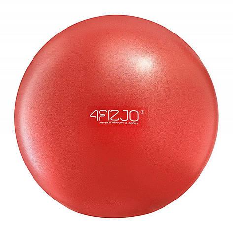 Мяч для пилатеса, йоги, реабилитации 4FIZJO 22 см 4FJ0138 Red, фото 2