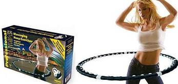Обруч Hula Hoop Professional Черный (3021), фото 3