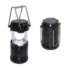 Кемпинговый фонарик Good Idea G85 c солнечной батареей Черный (hub_XjPj75027), фото 3