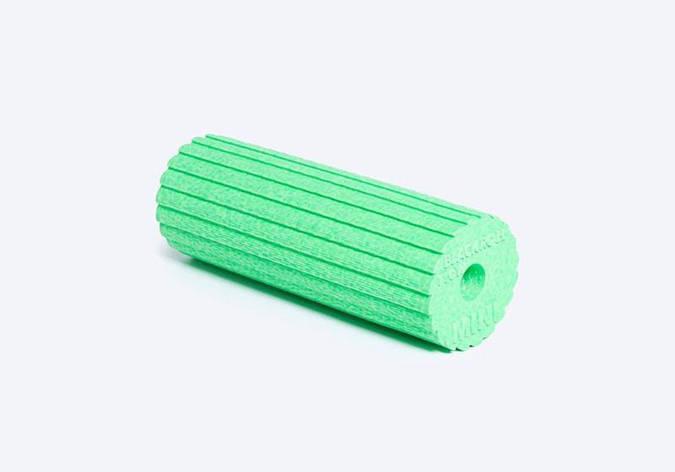 Массажный ролик Blackroll Mini Flow 15 х 5.5 см Зеленый (7742-3), фото 2