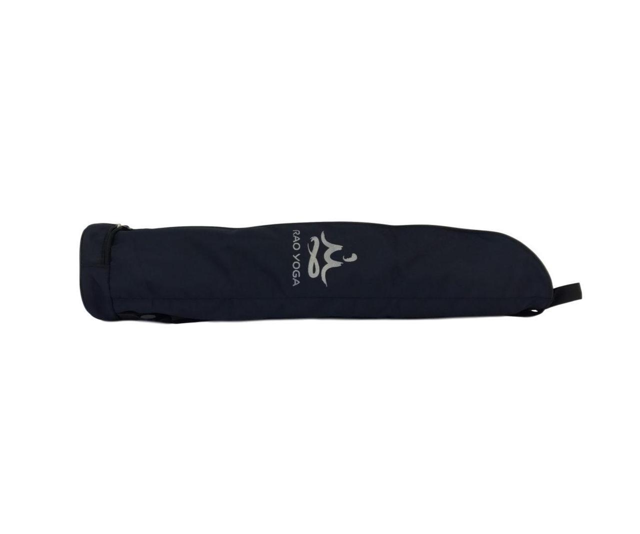 Сумка-чехол для йога-мата RAO Эксперт 65 х 21 см Черный (000000329)