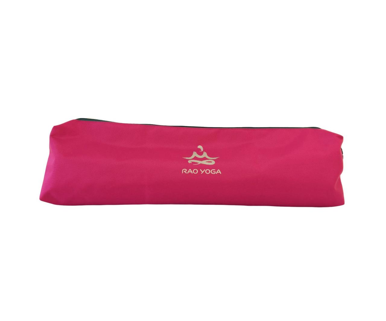 Сумка-чехол для йога-мата  RAO Классик 65 х 25 см Розовый (hub_Sahc33594)