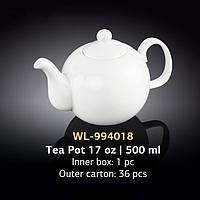 Заварочный чайник 500 мл (Wilmax, Вилмакс) WL-994018