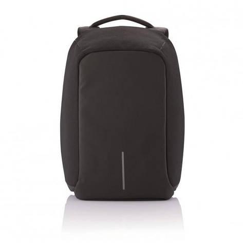 Рюкзак Bobby bag антивор с USB Черный, фото 2