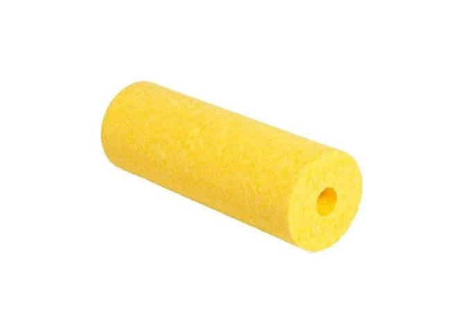 Массажный ролик Blackroll Mini 15 х 5.3 см Желтый (1670), фото 2