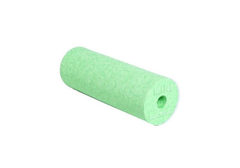 Массажный ролик Blackroll Mini 15 х 5.3 см Зеленый (1664)