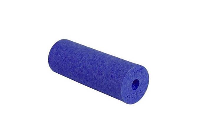 Массажный ролик Blackroll Mini 15 х 5.3 см Синий (1663), фото 2