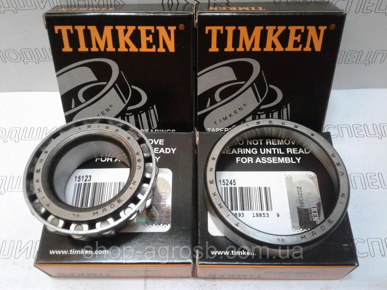 Подшипник TIMKEN 15123/15245