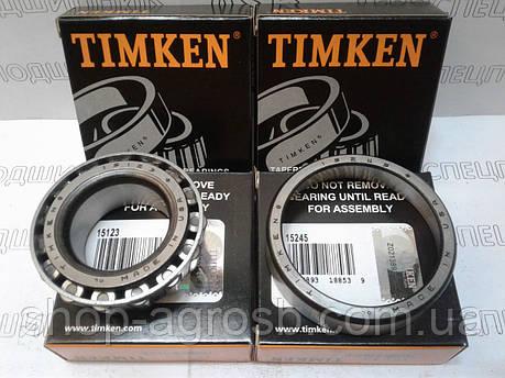 Подшипник TIMKEN 15123/15245, фото 2