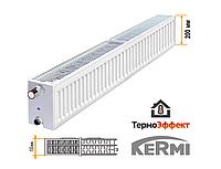 Радиатор стальной тип 33 200H x 1400L бок. FKO KERMI