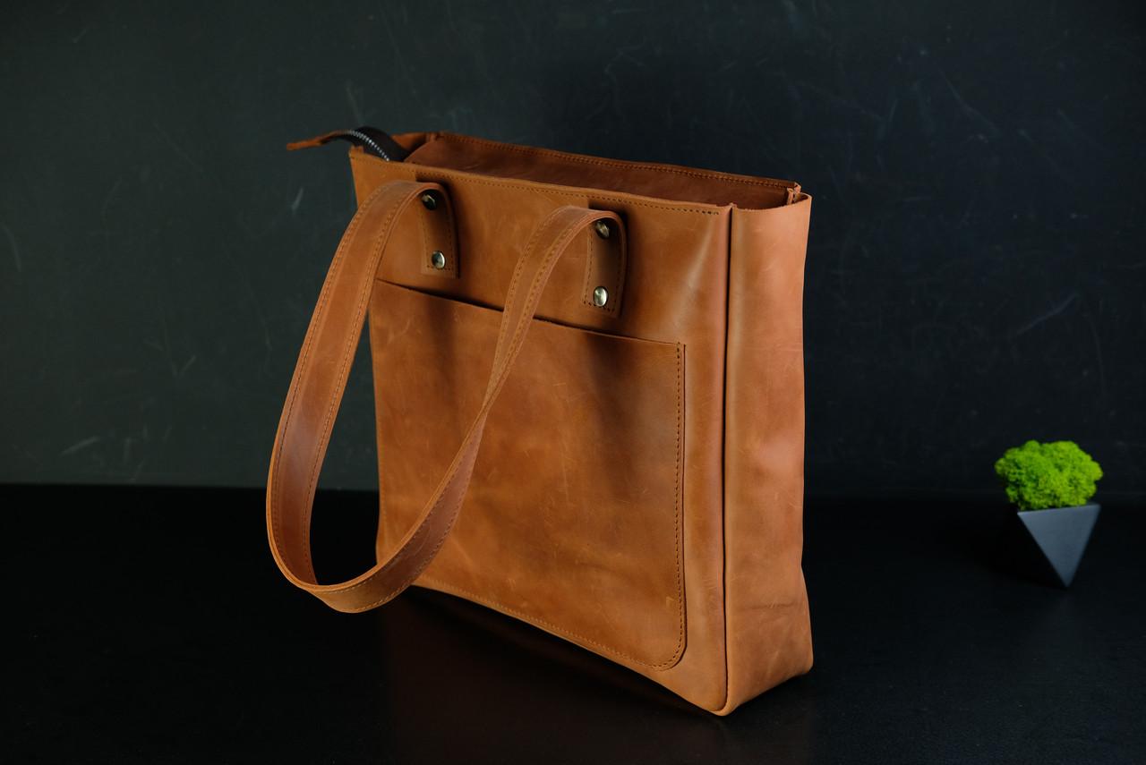 Великі шкіряні сумки жіночі