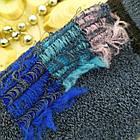 """Носки мужские махровые """"Новый год"""" высокие GRAND р25-27 джинс, фото 4"""