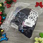 """Носки женские махровые """"Новый год"""" высокие GRAND р23-25 тёмно-синие, фото 8"""