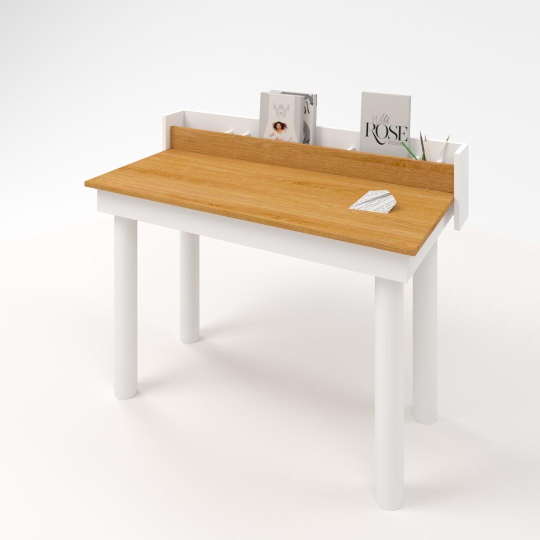 Рабочий стол с органайзером WOSCO коллекция М.03