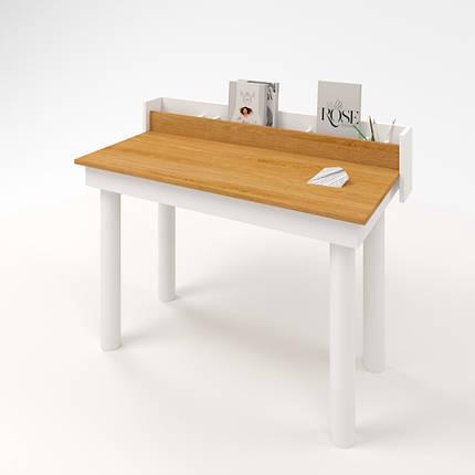 Рабочий стол с органайзером WOSCO коллекция М.03, фото 2