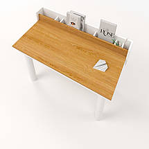 Рабочий стол с органайзером WOSCO коллекция М.03, фото 3