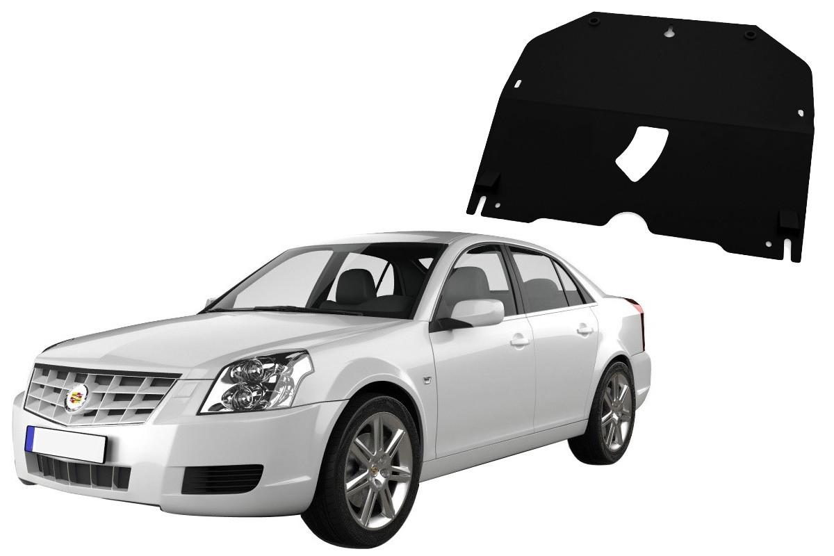 Защита двигателя Cadillac BLS 2006-2009