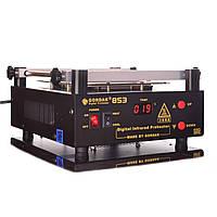 Gordak 853 преднагреватель плат инфракрасный, керамический с цифровой индикацией