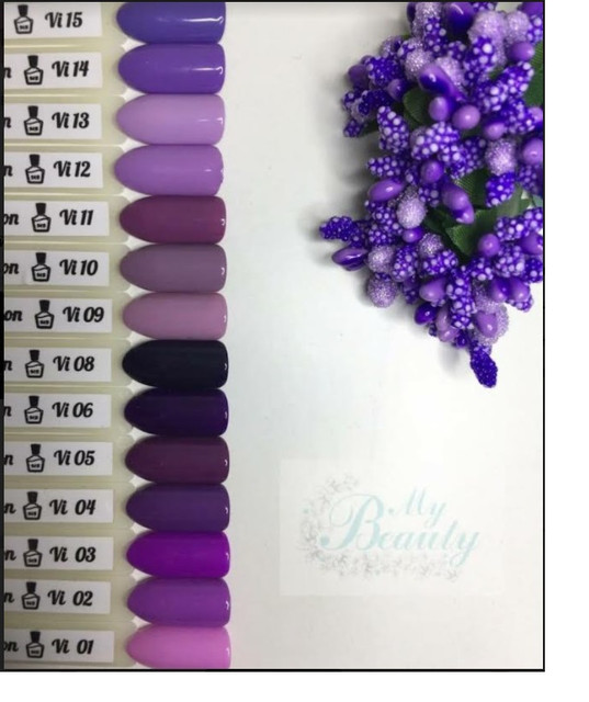 """My Beauty """"Violet Collection"""" (VI), 8 мл"""