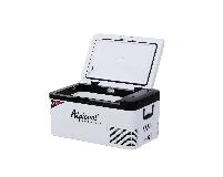 Компресорний автохолодильник Alpicool K18 (18 літрів). Режим роботи  +20℃ до -20℃. 12/24/220V, фото 2