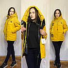 Зимняя Женская Парка Куртка Visdeer Утеплитель Тинсулейт Фабрика Китай Размеры M, XXL, фото 8