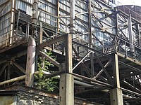 Демонтаж конструкций из металла