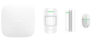 Стартовый набор системы безопасности Ajax Systems StarterKit белый (Украина)