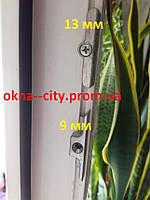 Ответная планка для пластиковых окон, ответные планки окна и двери