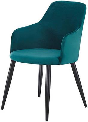 Крісло Melia (Мелія) akh, зелений колір, фото 2