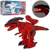 Динозавр FY258 (звук, св, ходити, дим, стріляє, на батарейках), фото 1