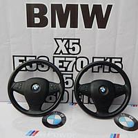 Руль Рулевое колесо для BMW X5 E70 БМВ Х5 Е70 запчасти БМВ