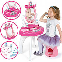 Туалетный Столик Трюмо Disney Hello Kitty 2 в 1 Smoby