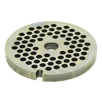 Решетка для мясорубки Zelmer NR8 (отверстия 4 мм) 86.3161 / 755474, фото 2