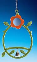 Цветочная качелька с колокольчиком, фото 1